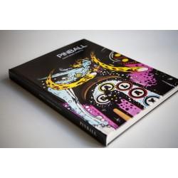 PINBALL – Santiago Ciuffo (hardcover book)