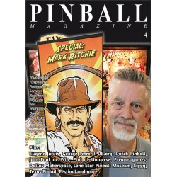 Pinball Magazine No. 4, The Mark Ritchie special (244 pages)