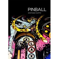 Galaxy pinball POSTER by Santiago Ciuffo